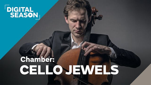 Chamber: Cello Jewels: Single Ticket