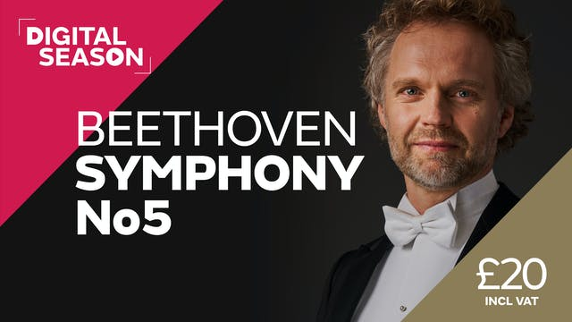 Beethoven Symphony No5: Household Ticket