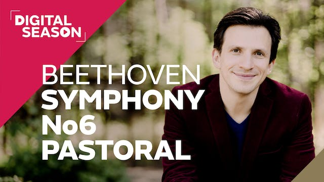 Beethoven Symphony No6 Pastoral: Concession Ticket
