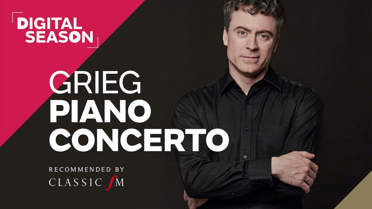 Grieg Piano Concerto: Single Ticket