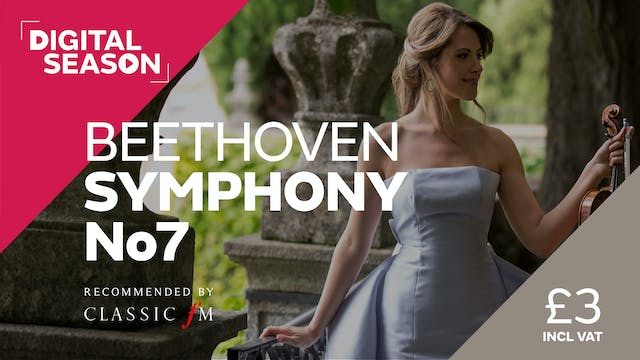 Beethoven Symphony No7: Concession Ticket