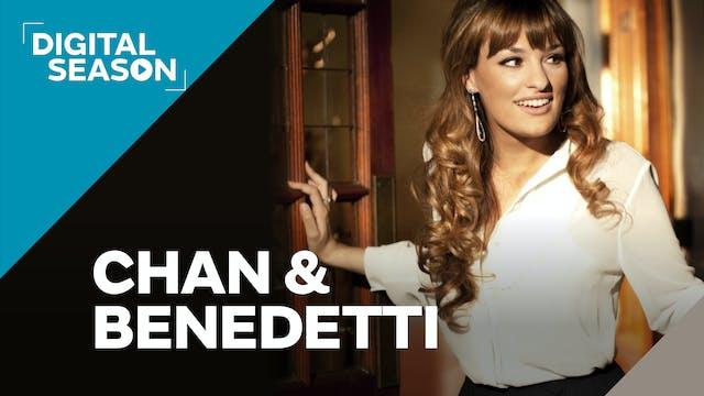 Chan & Benedetti: Concession Ticket