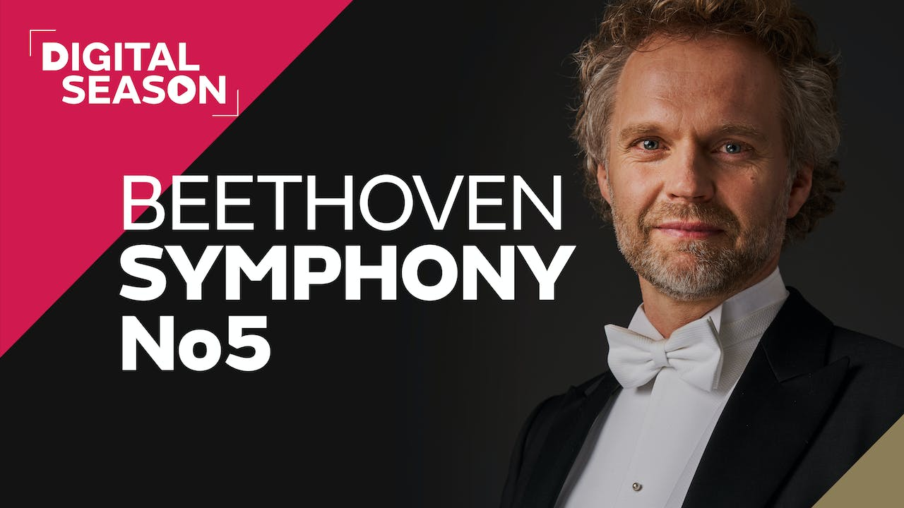 Beethoven Symphony No5: Concession Ticket