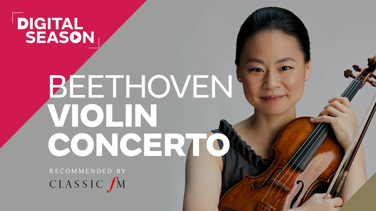Beethoven Violin Concerto: Household Ticket