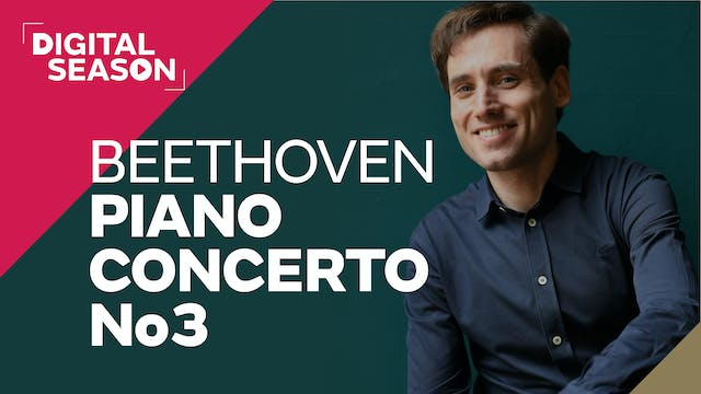 Beethoven Piano Concerto No3: Household Ticket