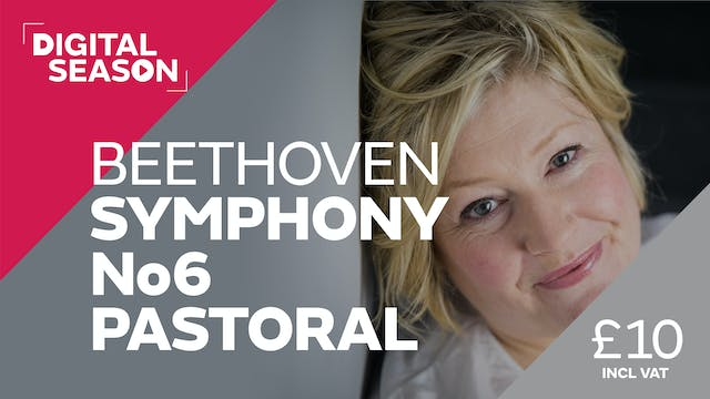 Beethoven Symphony No6 Pastoral: Single Ticket