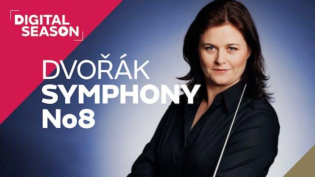 Dvořák Symphony No8: Concession Ticket