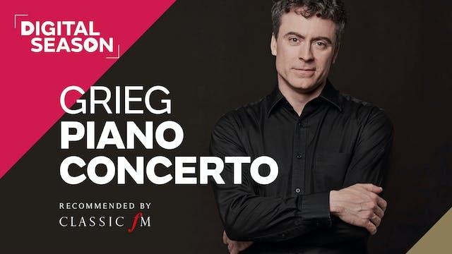 Grieg Piano Concerto: Concession Ticket