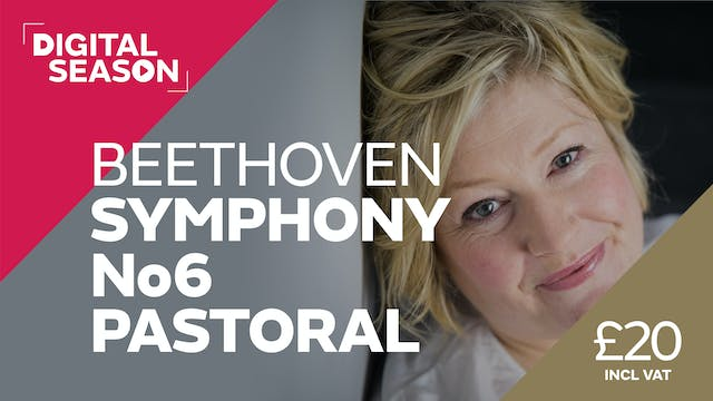 Beethoven Symphony No6 Pastoral: Household Ticket
