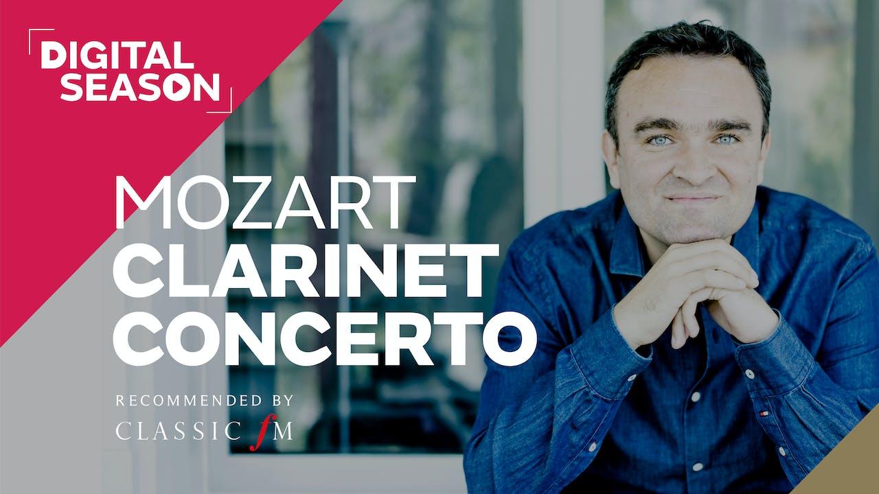 Mozart Clarinet Concerto: Single Ticket