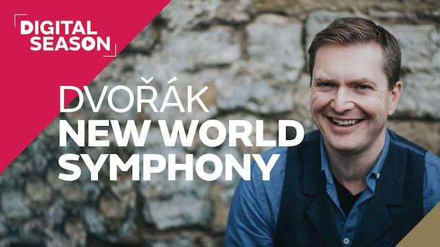 Dvořák New World Symphony: Concession Ticket