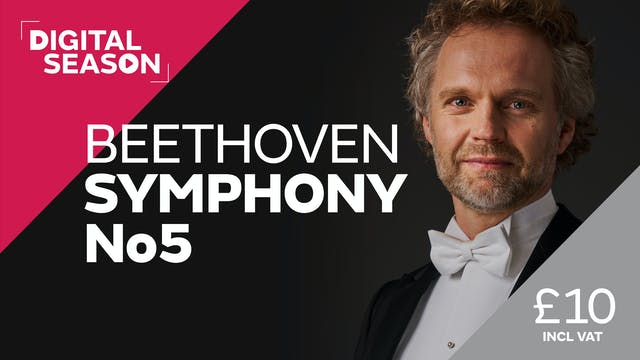 Beethoven Symphony No5: Single Ticket