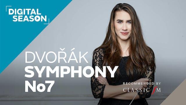 Dvořák Symphony No7: Single Ticket