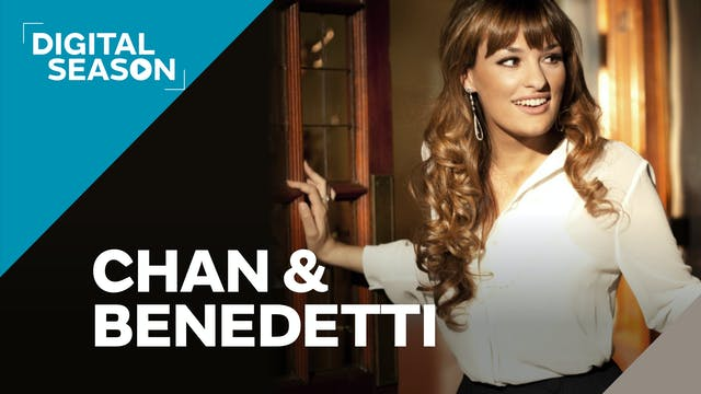 Chan & Benedetti: Single Ticket