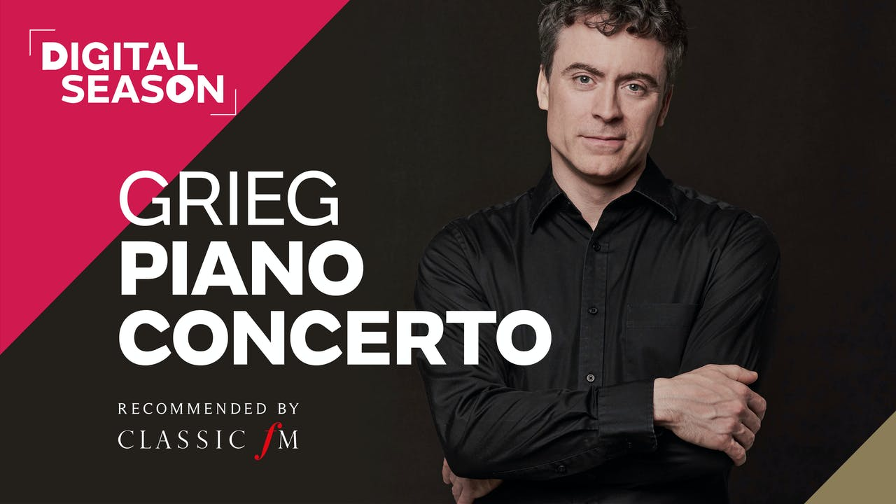 Grieg Piano Concerto: Household Ticket
