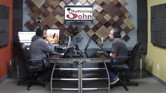 The Stuttering John Podcast Season 2 Episode 1