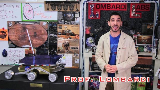Lombardi Labs - Episode 2