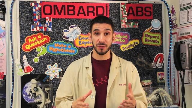 Lombardi Labs - Episode 1