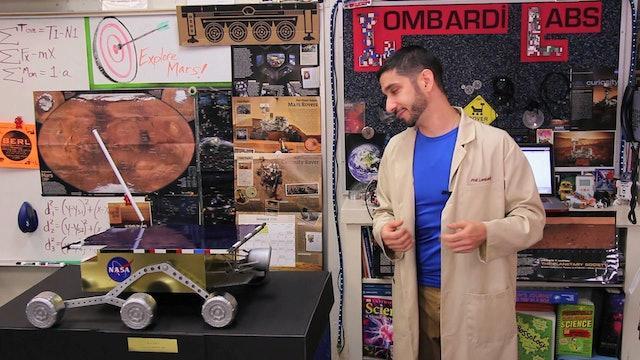 Lombardi Labs - Episode 3