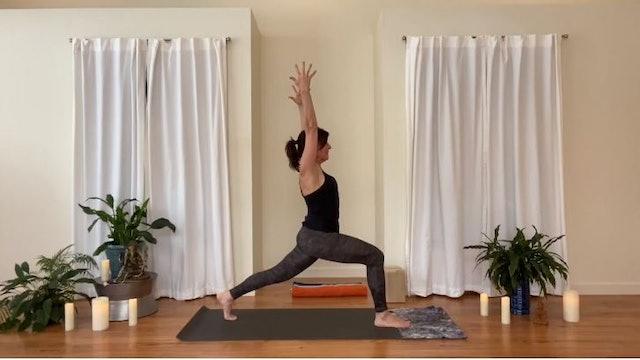 Vinyasa - All Levels (Hanuman)