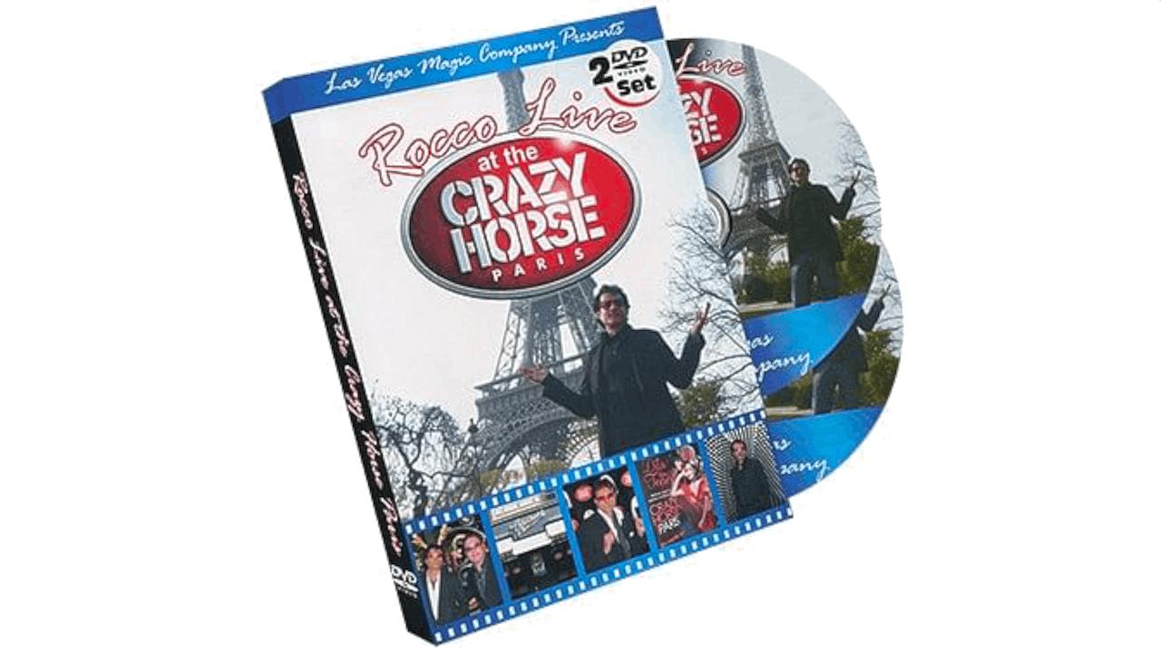 Rocco LIVE! at the Crazy Horse Paris
