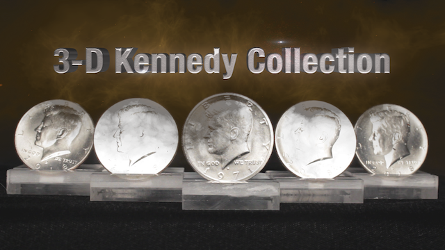 3-D Kennedy Collection