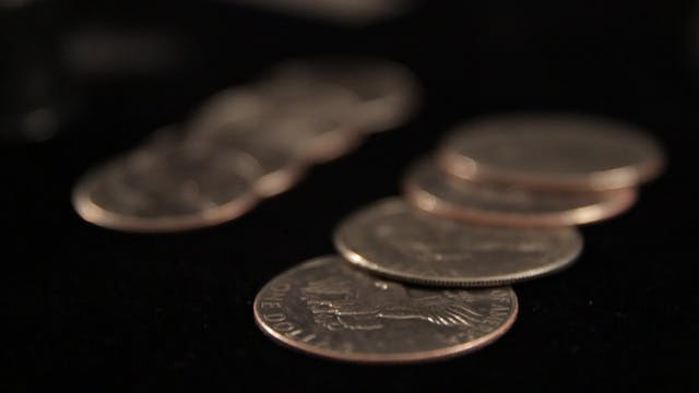 Symphony Coins and Instructions