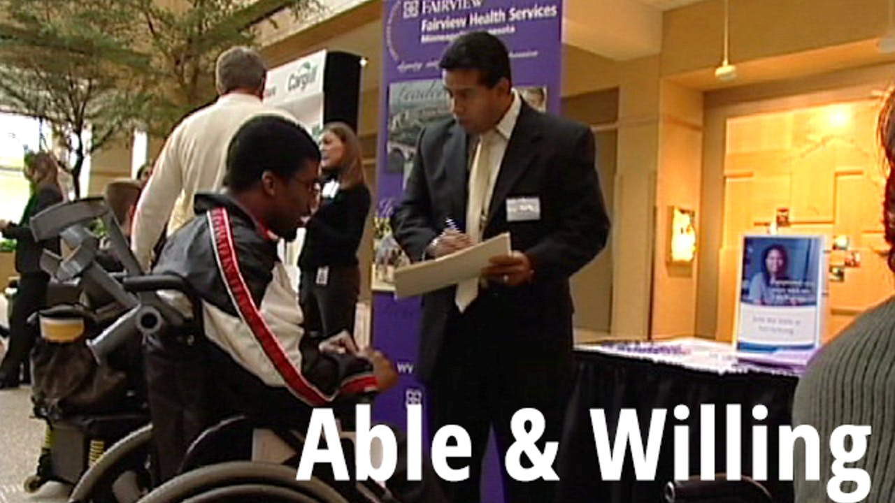 Able & Willing: An Untapped Pool of Talent