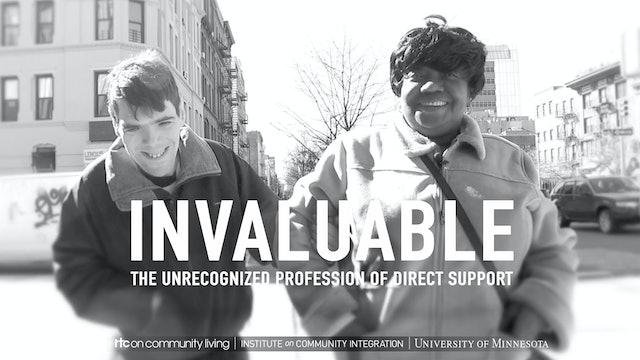Invaluable: The Unrecognized Profession of Direct Support