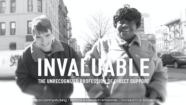 Invaluable: The Unrecognized Profession of Direct Support