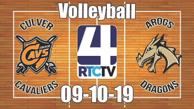 Culver Volleyball vs Argos - 9-10-19