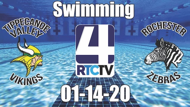 Tippecanoe Valley Swimming vs Rochest...