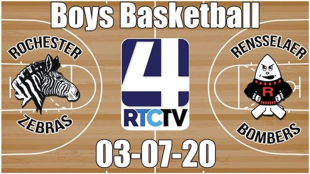 IHSAA Boys Basketball Sectional #37 C...