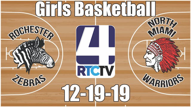 Rochester Girls Basketball vs North M...