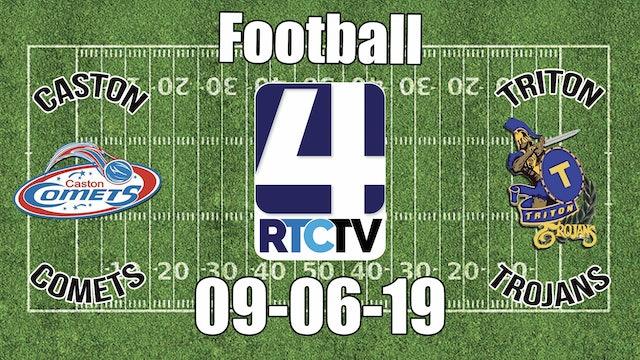 Caston Football @ Triton - 9-6-19