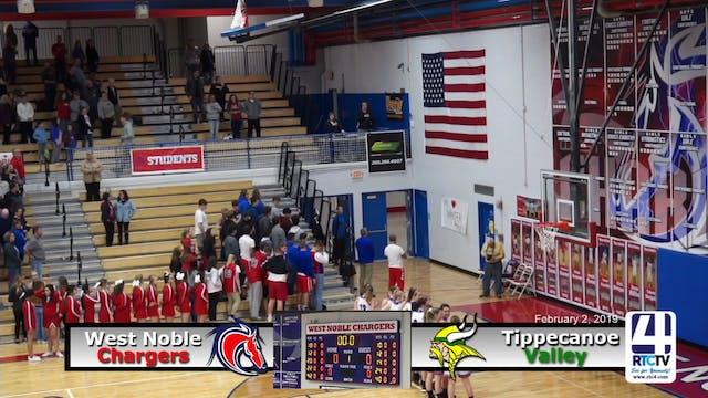 Tippecanoe Valley Girls Basketball @ ...