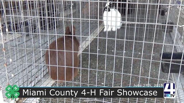 Miami County 2019 4H Fair Showcase