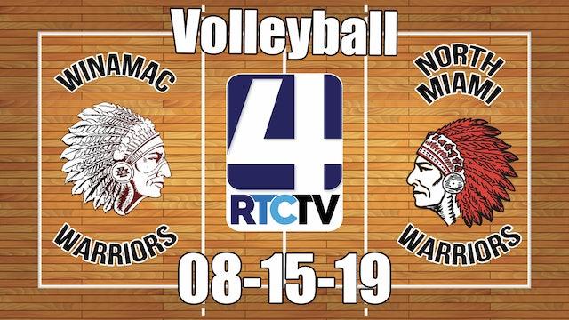 Winamac Volleyball vs North Miami