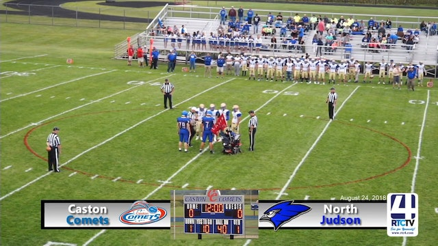 Caston Football vs North Judson - 08-24-18