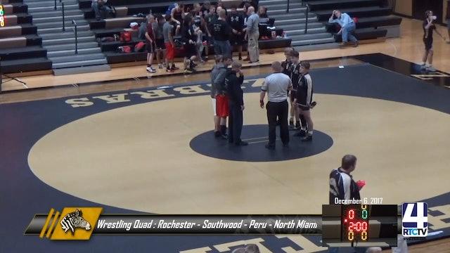 Rochester Wrestling - Quad Dual - 12-6-17