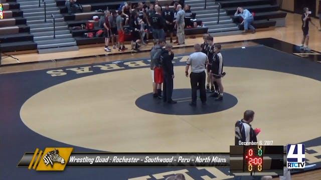 Rochester Wrestling - Quad Dual - 12-...