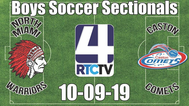 IHSAA Soccer Sectional #36 G2 North M...