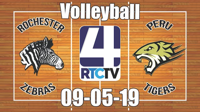 Rochester Volleyball vs Peru - 9-5-19