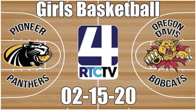 IHSAA Girls Basketball Regional #13 P...
