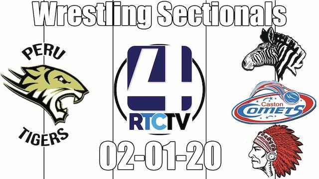 Wrestling Sectional (Peru) 2-1-20