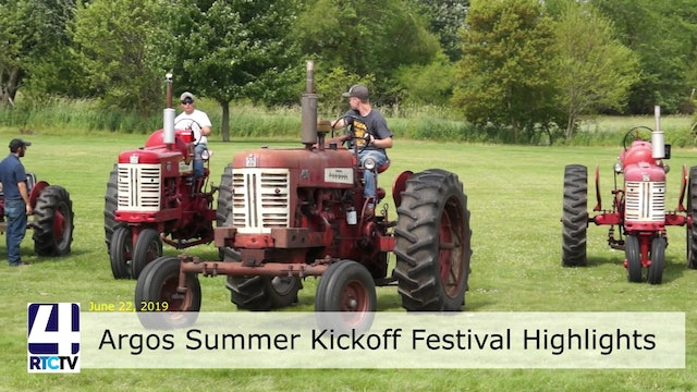Argos 2019 Summer Kickoff Festival Highlights - 6-22-2019