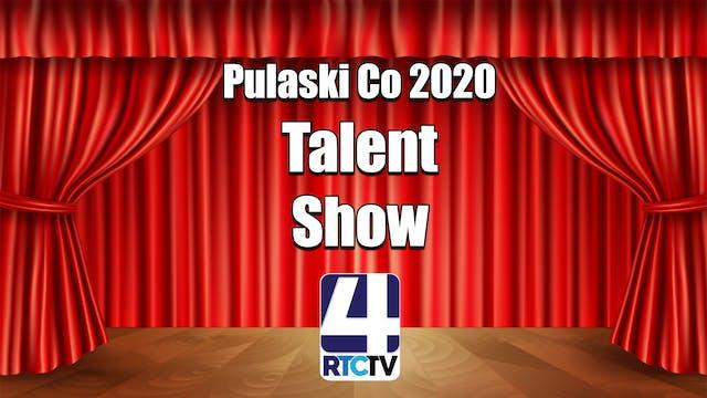 Pulaski Co 4H Talent Show 7-5-20