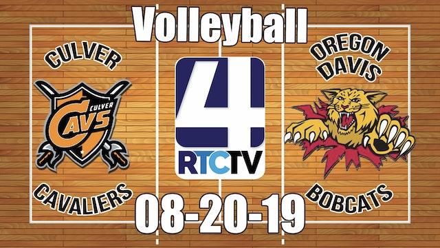 Culver Volleyball vs Oregon Davis