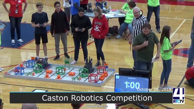 Caston Robotics Competition - 10-26-19