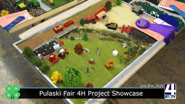 CE - Pulaski 4H Fair - 4H Project Showcase - 7-2-20